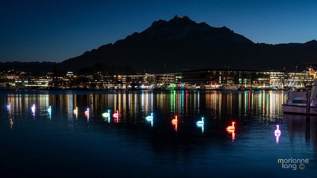 Lichterfestival Luzern LILU 2019 & 2020